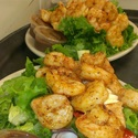 Shrimp Cafe Salad