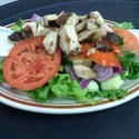 Chicken Cafe Salad